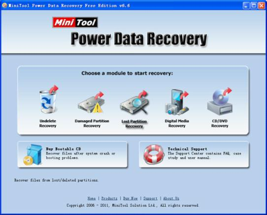 top software recovery data